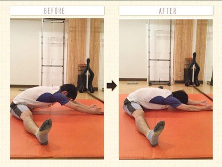 身体が硬い人でも開脚前屈ができる柔軟のコツ!簡単ストレッチ法で柔らかbodyになろう