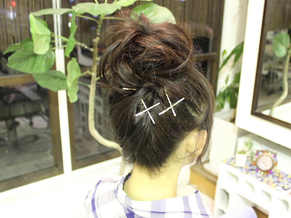 鉄板スタイルを一度にマスター!ポニーテール&お団子ヘアのヘアアレンジ講座