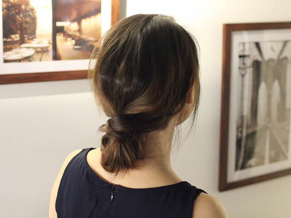 超お手軽!3STEPで作れる忙しい人のための簡単まとめ髪