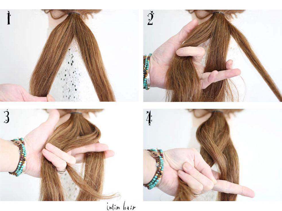 実は簡単、フィッシュボーンのやり方!これで編み込みヘアアレンジ上級者に大躍進
