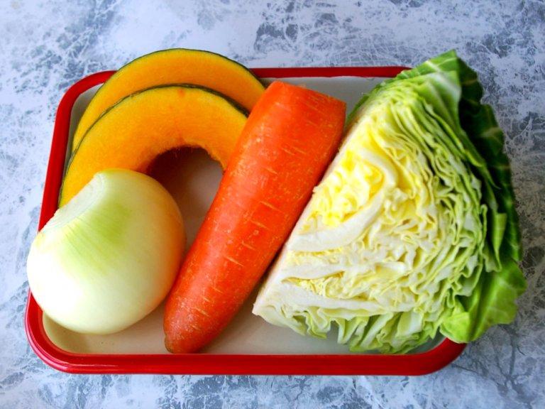 5色のカラフル食材で元気アップ!同じカラーの食材でアレンジしてもOK