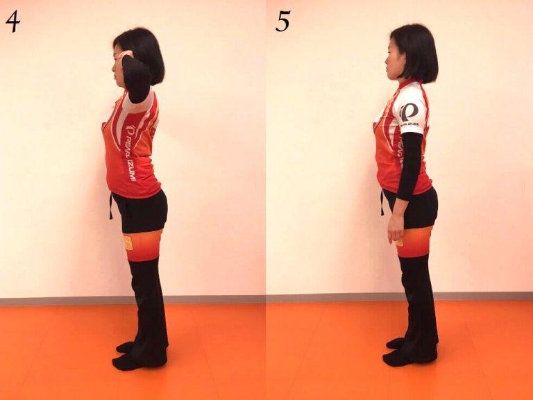 【 たったの⑤ステップ】肩こり・首こり解消ストレッチ!!_4
