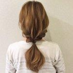 人気のこなれヘアスタイル!ねじるだけで完成する簡単ヘアアレンジはいかが?
