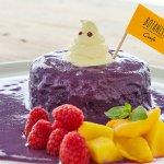 紅いものパンケーキやサラダ、ハロウィン限定メニューが登場!「BOTANIST Tokyo」