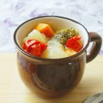 炊飯器で一発完成!脂肪燃焼♪置き換えダイエットに最適な野菜たっぷりスープ