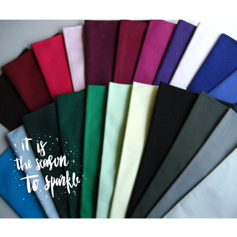 「ウィンター」カラーは極端に濃い色と薄い色のグループ