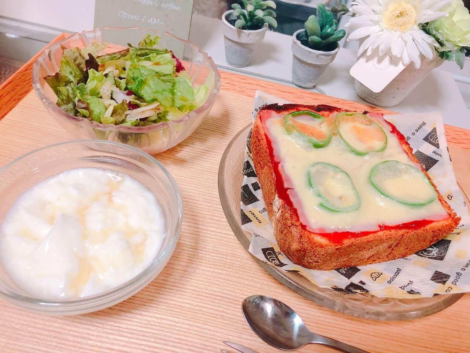 朝食は栄養たっぷりでしっかりと!元カフェ店員がオススメするお洒落なカフェ風モーニング♡