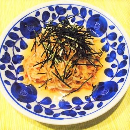 大根をたくさん食べられる!大根と海苔(のり)のサラダ